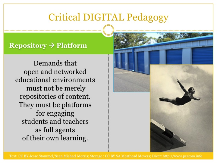 Critical Digital Pedagogy