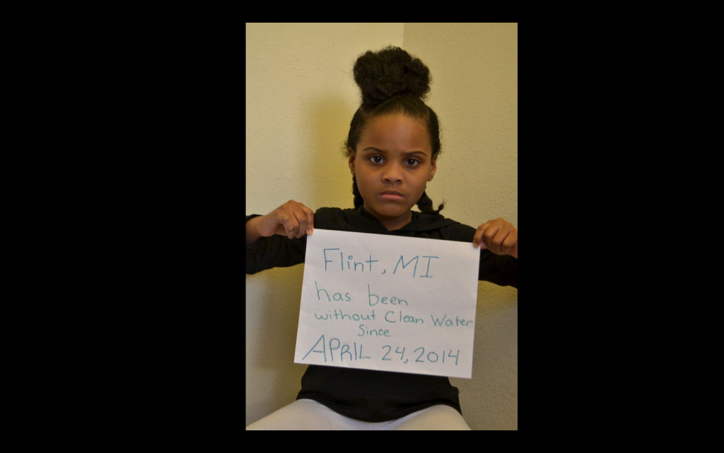 image of Little Miss Flint